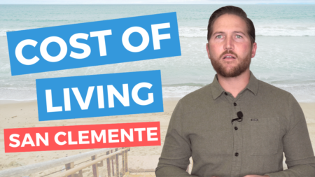 Cost of Living in San Clemente, California
