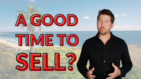 Is Now a Good Time to Sell a House?
