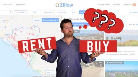 Should you rent or buy a home in San Clemente, Ca? | Pros and Cons of Renting and Buying