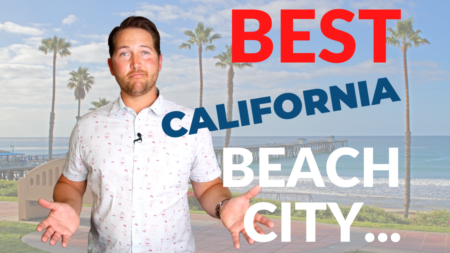 5 Reasons San Clemente is the BEST Beach City to Live in | Best Beach in California