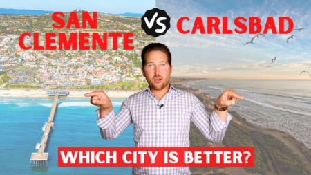 San Clemente vs Carlsbad | Which City is Better? Everything You NEED to Know