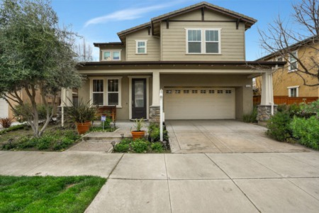 East-Facing FORMER MODEL HOME in Windemere, San Ramon!