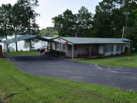OTMR Rough River Lake House Vacation Rental