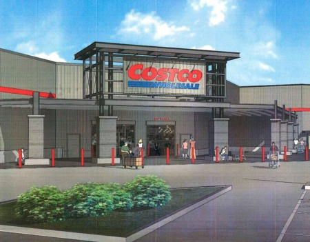 New Costco Opens in Cypress!