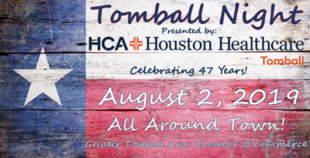Tomball Parade of Lights and Firework Show