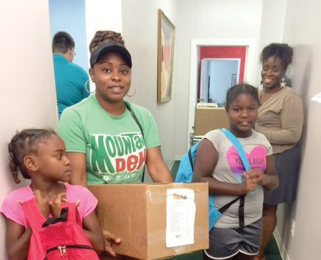 Cypress Assistance Ministries hold annual Back-to-School drive