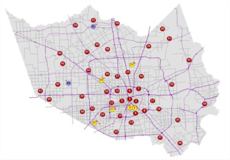 Early Voting in Harris County