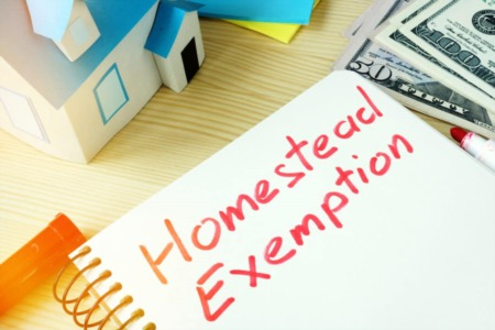 Remember to file your Homestead Exemptions!