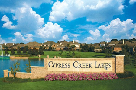 Cypress Creek Lakes Cypress Texas
