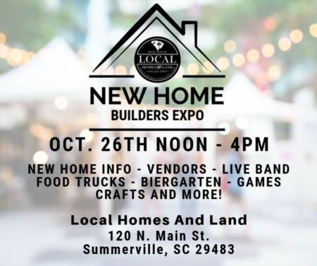 Local New Home Builders Expo