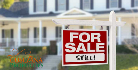 Reasons Why Houses Don't Sell