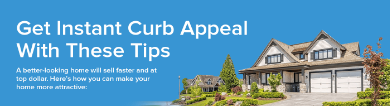 How To Improve Your Home's Curb Appeal Before Listing
