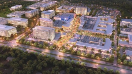 $1.5 billion Cedar Park project to rival The Domain