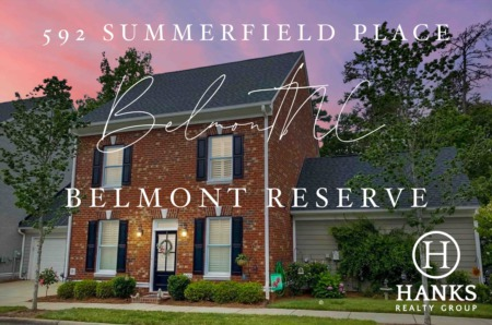 Coming Soon!!  592 Summerfield Place, Belmont, NC