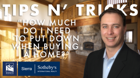 The Truth About Down Payment Requirements