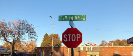 You can get 'Virgina Street' bumper stickers, thanks to Reno's most clever sticker artist