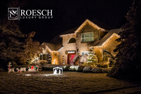 Holiday Light Hotspots in Northern Nevada