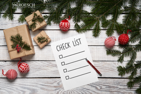 FREE Download! Christmas Check List