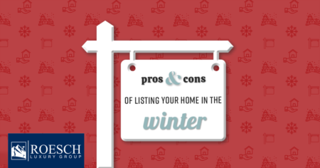Pros & Cons of Listing Your Home in the 'Winter'