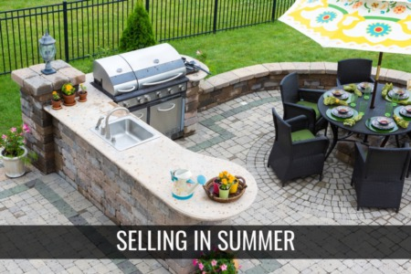 Selling in the Summer? 4 Tips to maximize your sale!