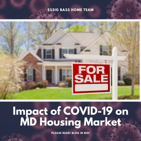 Impact of Coronavirus on Maryland Housing Market
