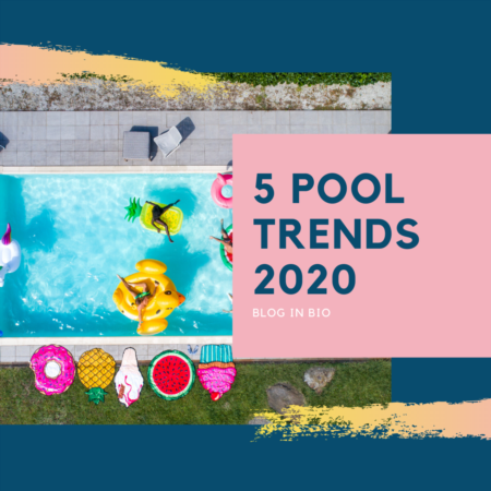 5 Pool Design Trends in 2020