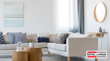 Goodbye, Dark Winter: Lighten Up Your Living Room with These Tips