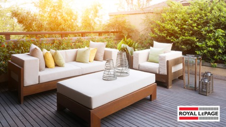 Designing a Liveable, Low Maintenance Outdoor Space