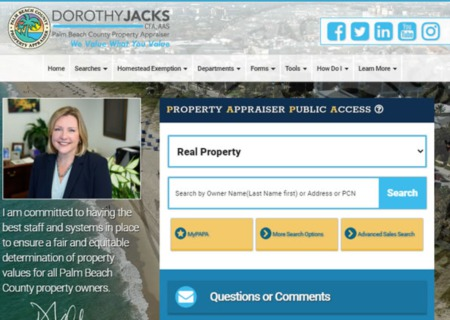 2020 Property Valuations are Live!