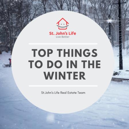 Top Winter Activities in St. John's, NL