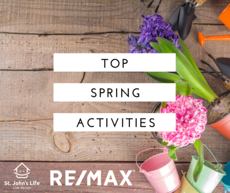 Top Things To Do In The Spring In St.John's, NL