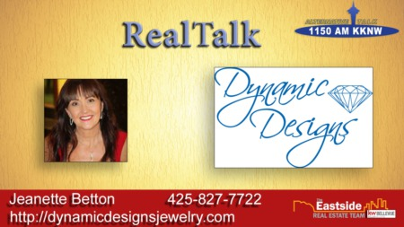 Jeanette Betton - Dynamic Designs Jewelry - RealTalk Episode 4