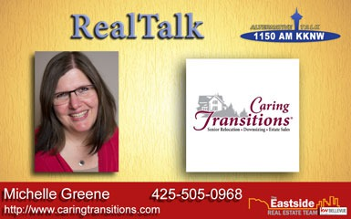 RealTalk Michelle Greene Caring Transitions