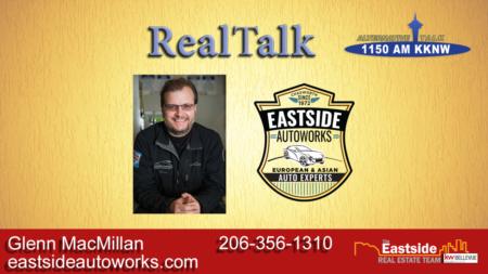 Real Talk - Episode 17 - Eastside Autoworks