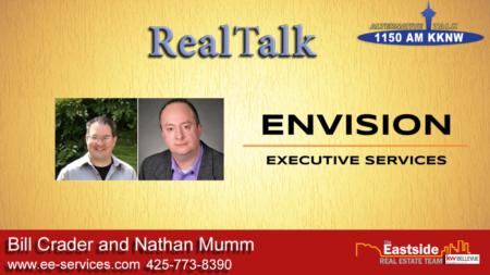 RealTalk  - Episode 18  - Envision Executive Services