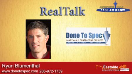 RealTalk - Episode 18  - Done to Spec