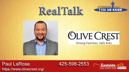 RealTalk - Episode 19 - Olive Crest