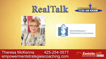 RealTalk  - Episode 20 - Empowerment Strategies Coaching