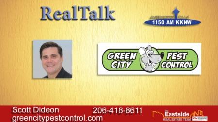 Realtalk - Episode 23 - Green City Pest Control
