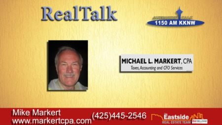 Real Talk - Episode 24 - Mike Markert CPA