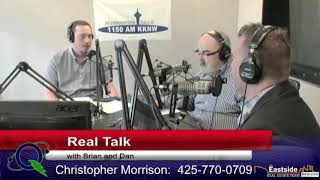 Shockingly Good Electric Service with Chris Morrison RealTalk Ep 28