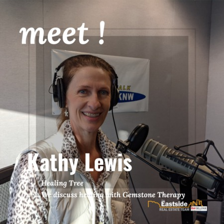 Healing using Gemstone Therapy with Kathy Lewis of Healing Tree