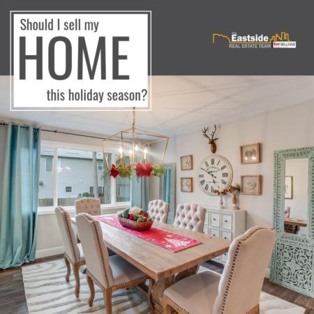 Should I sell my home this holiday season?
