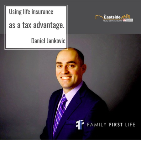 Using life insurance as a tax advantage - RealTalk Ep 33 Daniel Jankovic