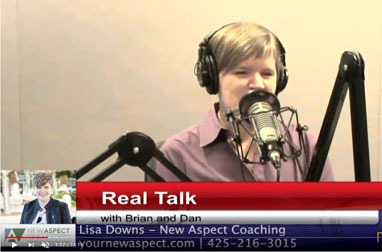 Your Retiring! Now What? Lisa Downs - New Aspect Coaching - Real Talk w/ Brian & Dan