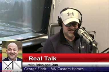 Selling your property to to a home builder - George Florit MN Custom Homes -Real Talk w/ Brian & Dan