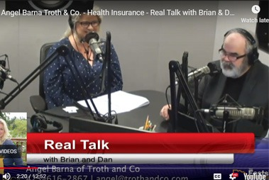 Angel Barna Troth & Co. - Health Insurance - Real Talk with Brian & Dan Ep 36