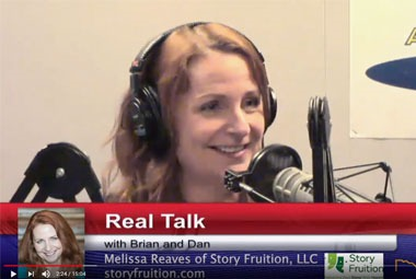 Melissa Reaves of Story Fruition - Public Speaking & Storytelling Coach Episode 37