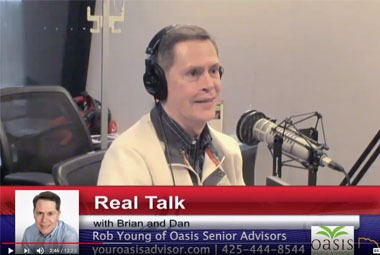 Top signs that an elder should consider a retirement community - Rob Young Oasis Senior Advisors