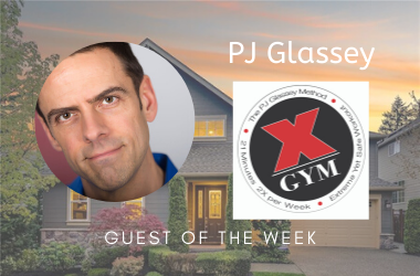 PJ Glassey of X Gym Brain hacks for easy, permanent health and fitness.